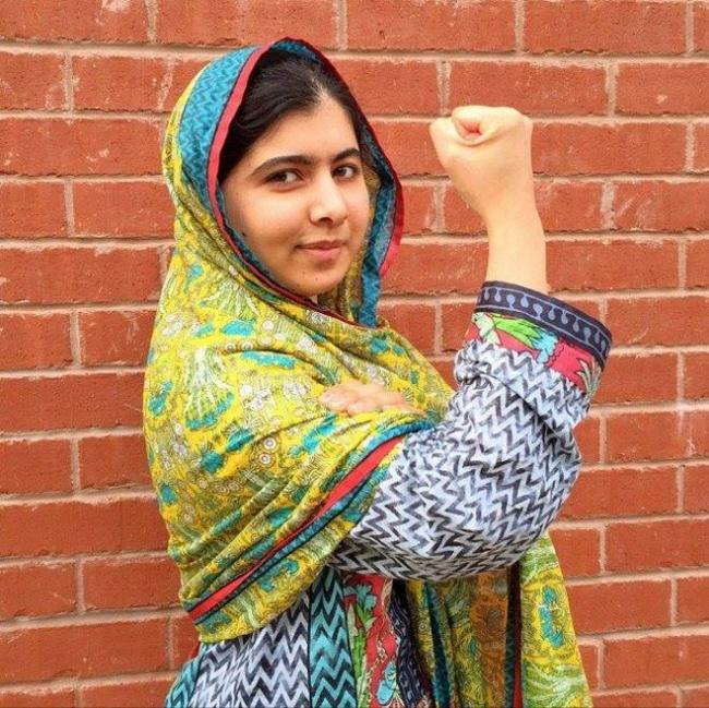 © MalalaFund/facebook     Мысли девушки вызвали большой общественный резонанс, после чего
