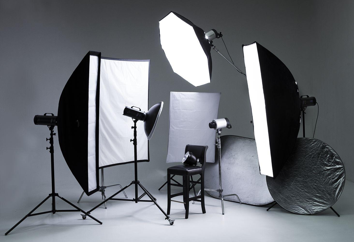 Оборудование для фотостудии простым и понятным языком (1 фото)