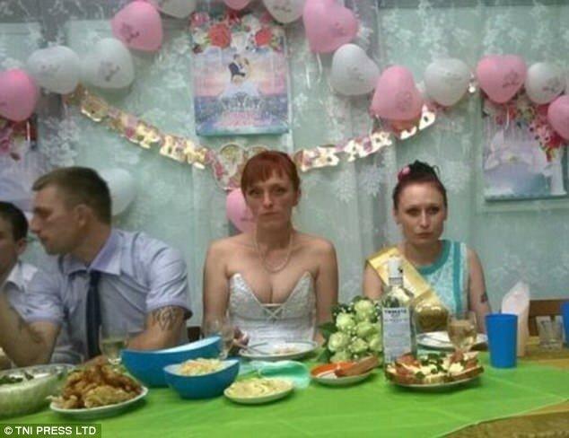 Самый счастливый день в жизни невесты?