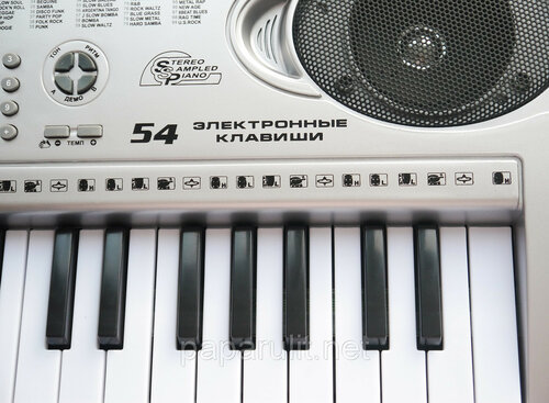 синтезатор Play Smart