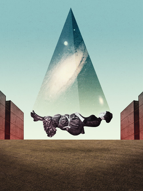 Illustrations - Collage - Julien Pacaud