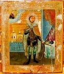 НВ-1207-1 Икона «Св. князь Александр Невский», н. 20 в.jpg