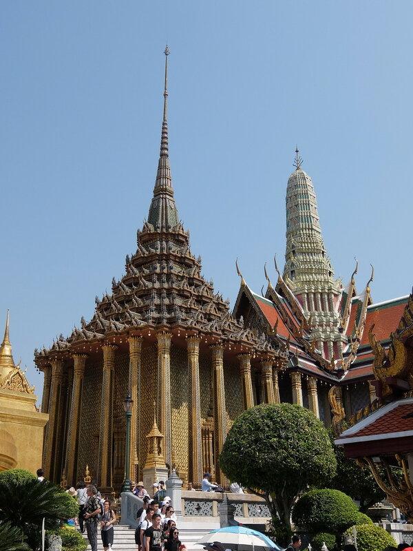 Бангкок - Мондоп
