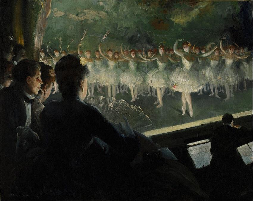 1904 Белый балет (The White Ballet)