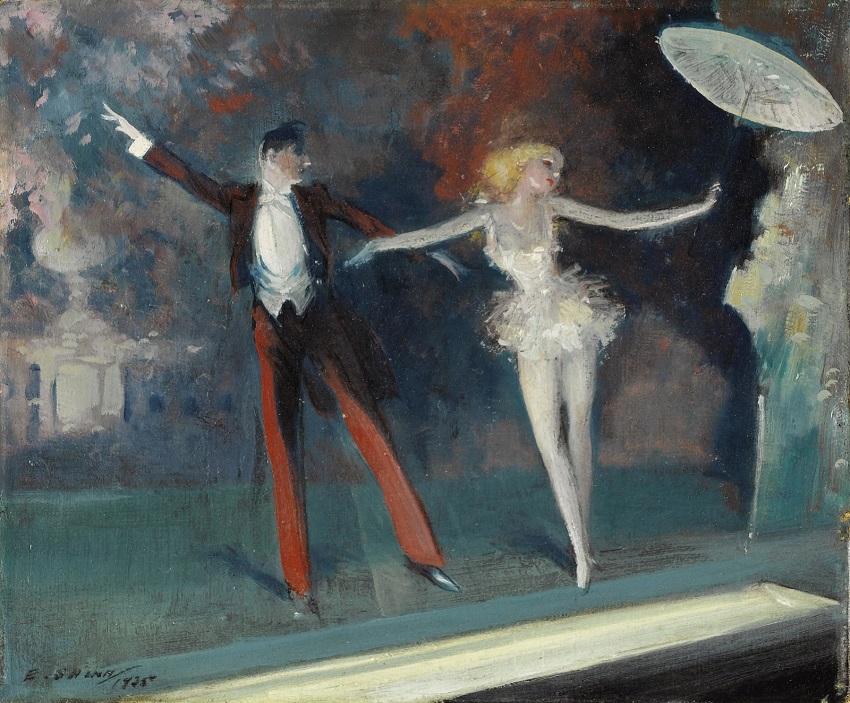 1925 Выход на поклон публике (Curtain Call)