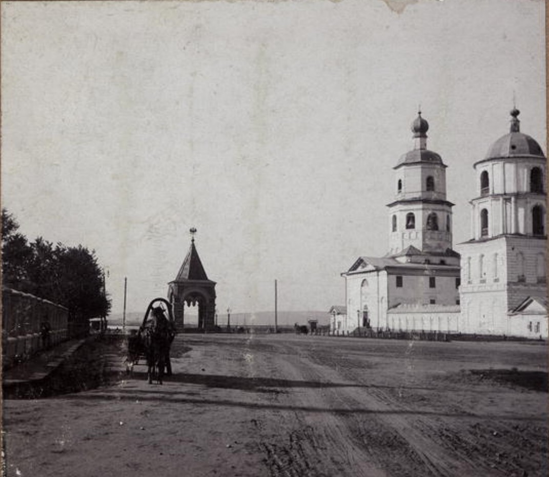 Тихвинская площадь. 1911