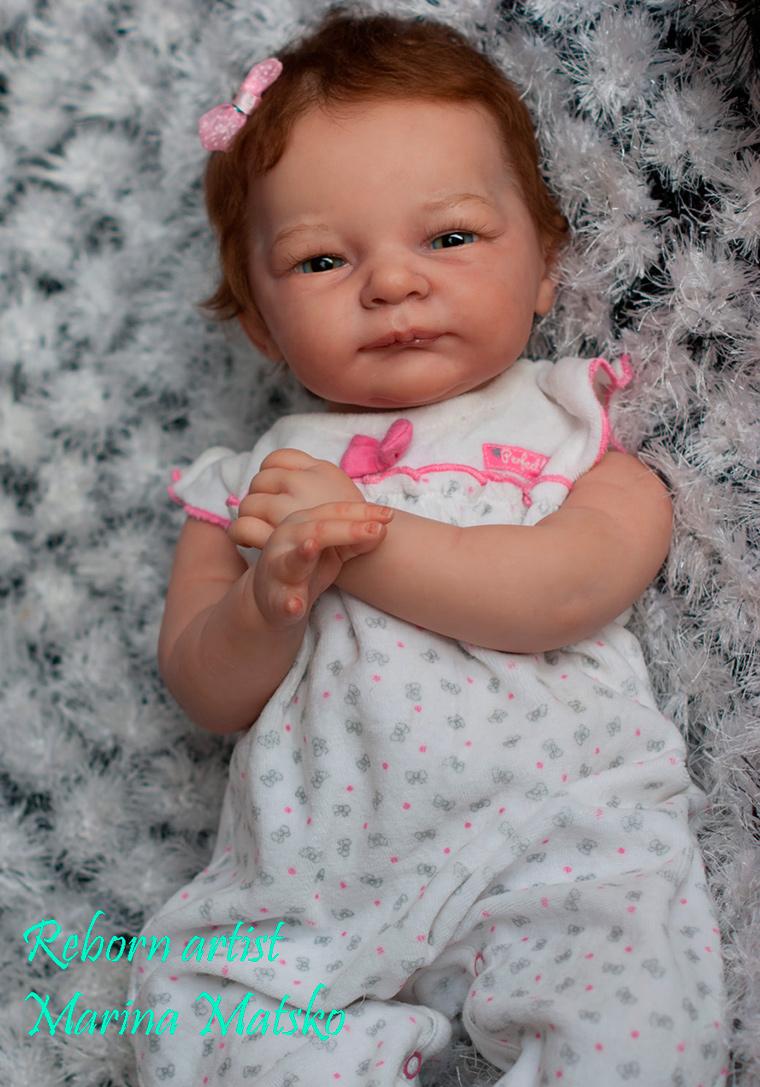 Realistic Reborn Doll Baby Selina Ebay