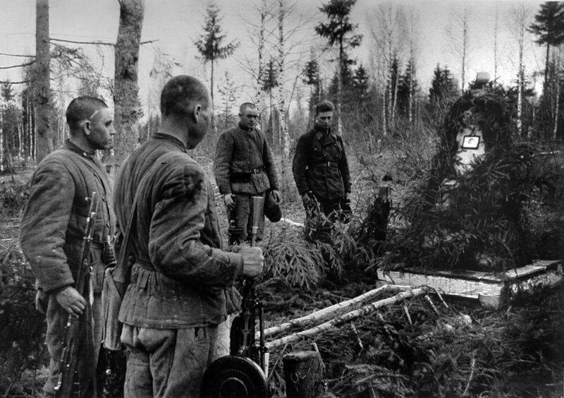 «Красная звезда», 3 апреля 1943 года