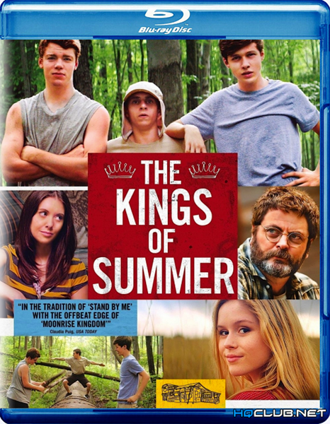Короли лета / The Kings of Summer (2013/BDRip/HDRip)