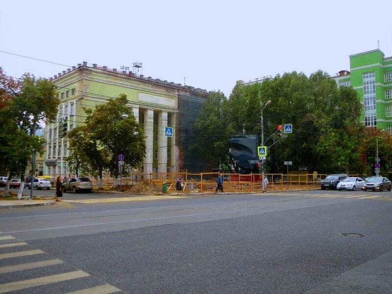 Ремонт молодогвардейской и снос ДС 322.JPG