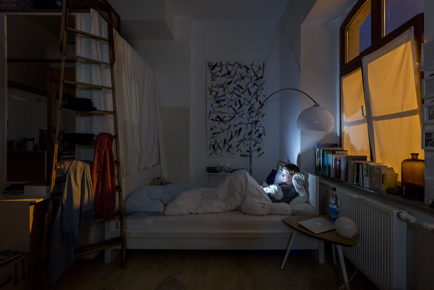 Solitude Palace / работа Lucas Zimmermann