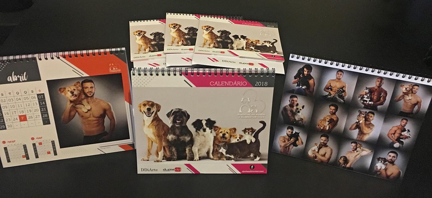 Календарь Help US / фото DDiArte DDiArte