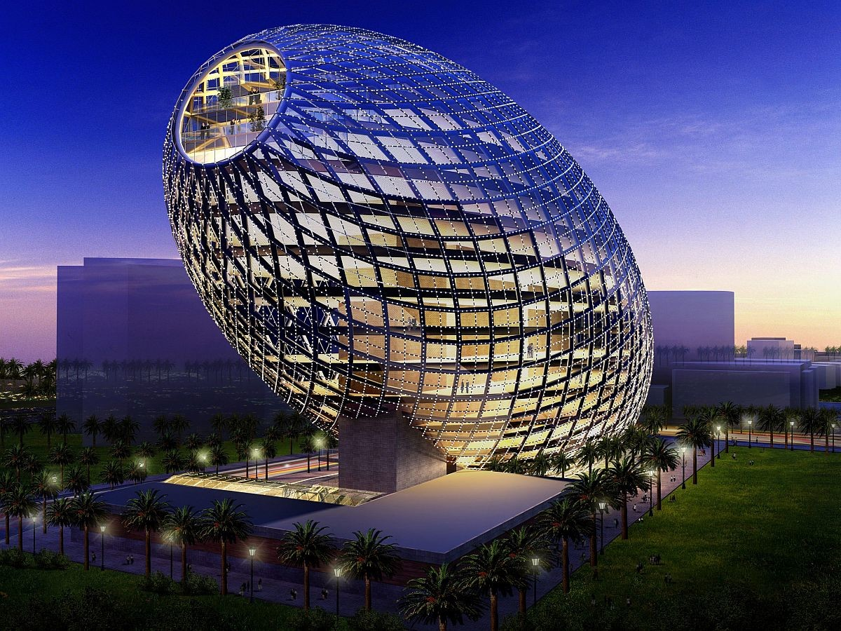 Открытки. Всемирный день архитектуры