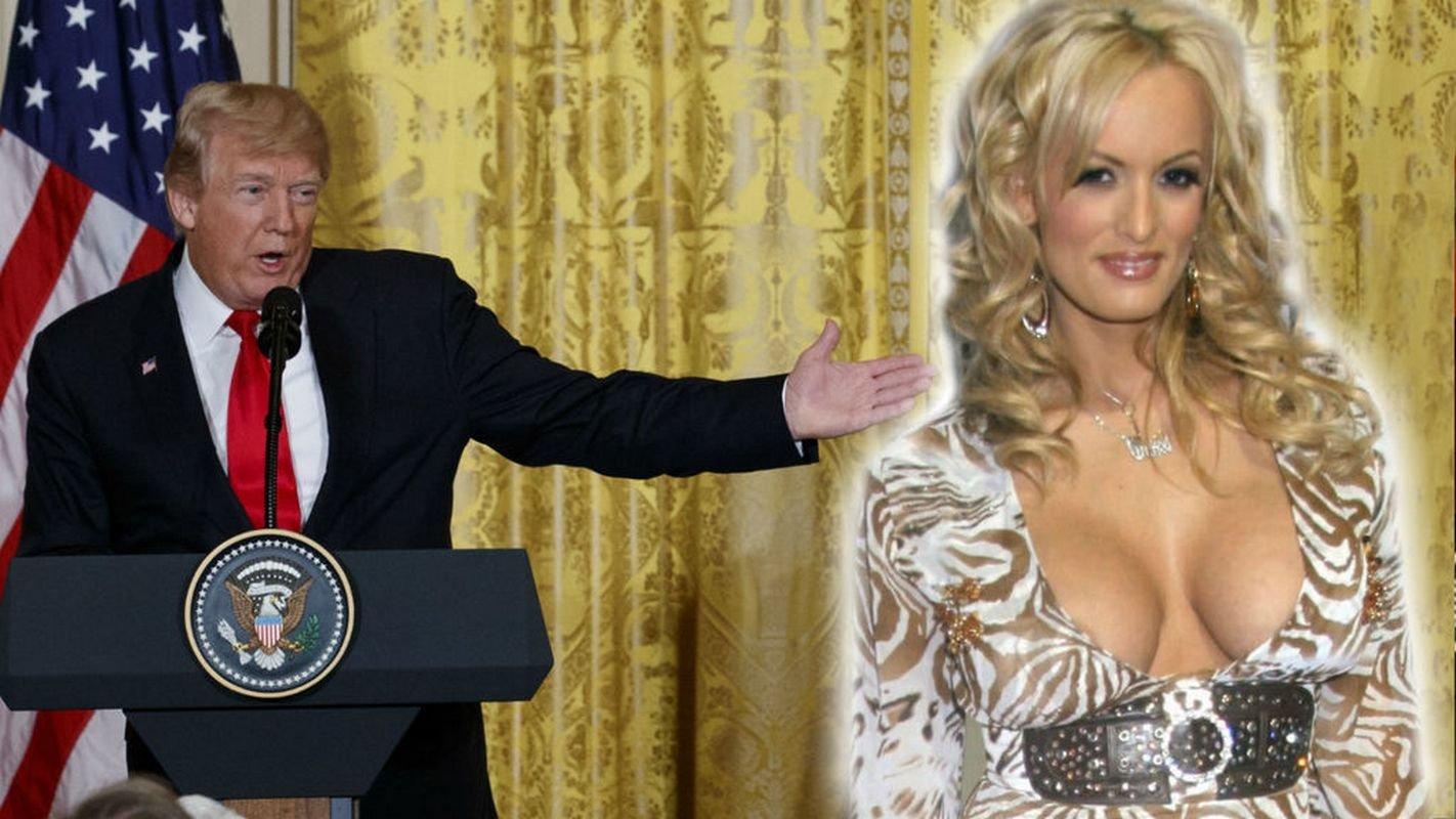 Американская порнозвезда Сторми Дэниэлс подала всуд наТрампа