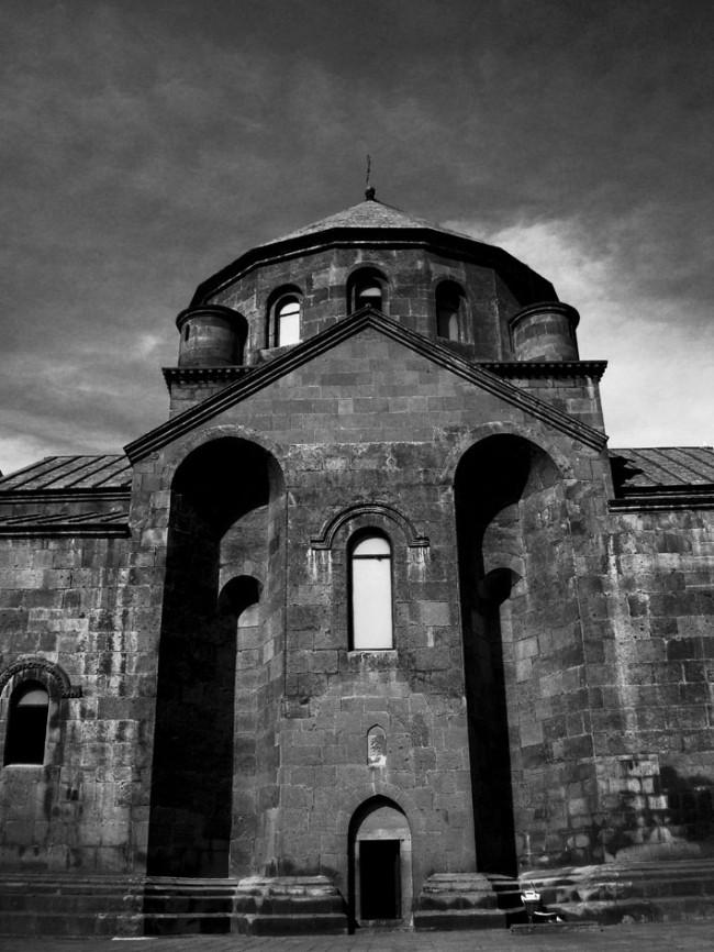 Григорианский монастырь «Хор Вирап»