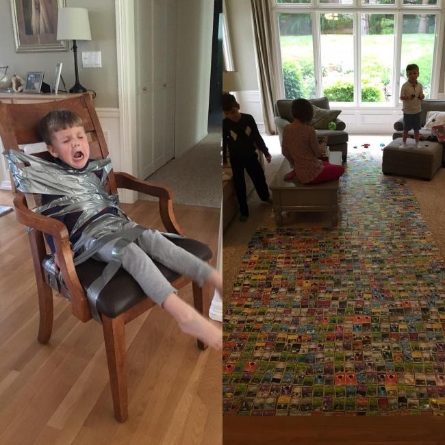 21 веселое доказательство того, что иметь брата или сестру — безмерное счастье (21 фото)