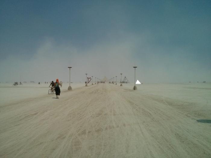 Начало пути.     История и организация    О том, как Burning Man вырос из е