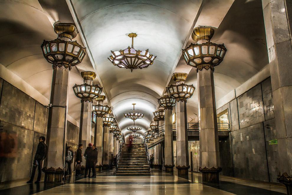 24. Станция Бодомзор: