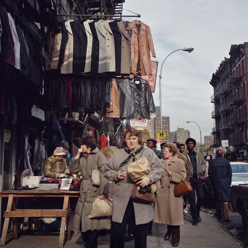 Куртки на продажу, 1984
