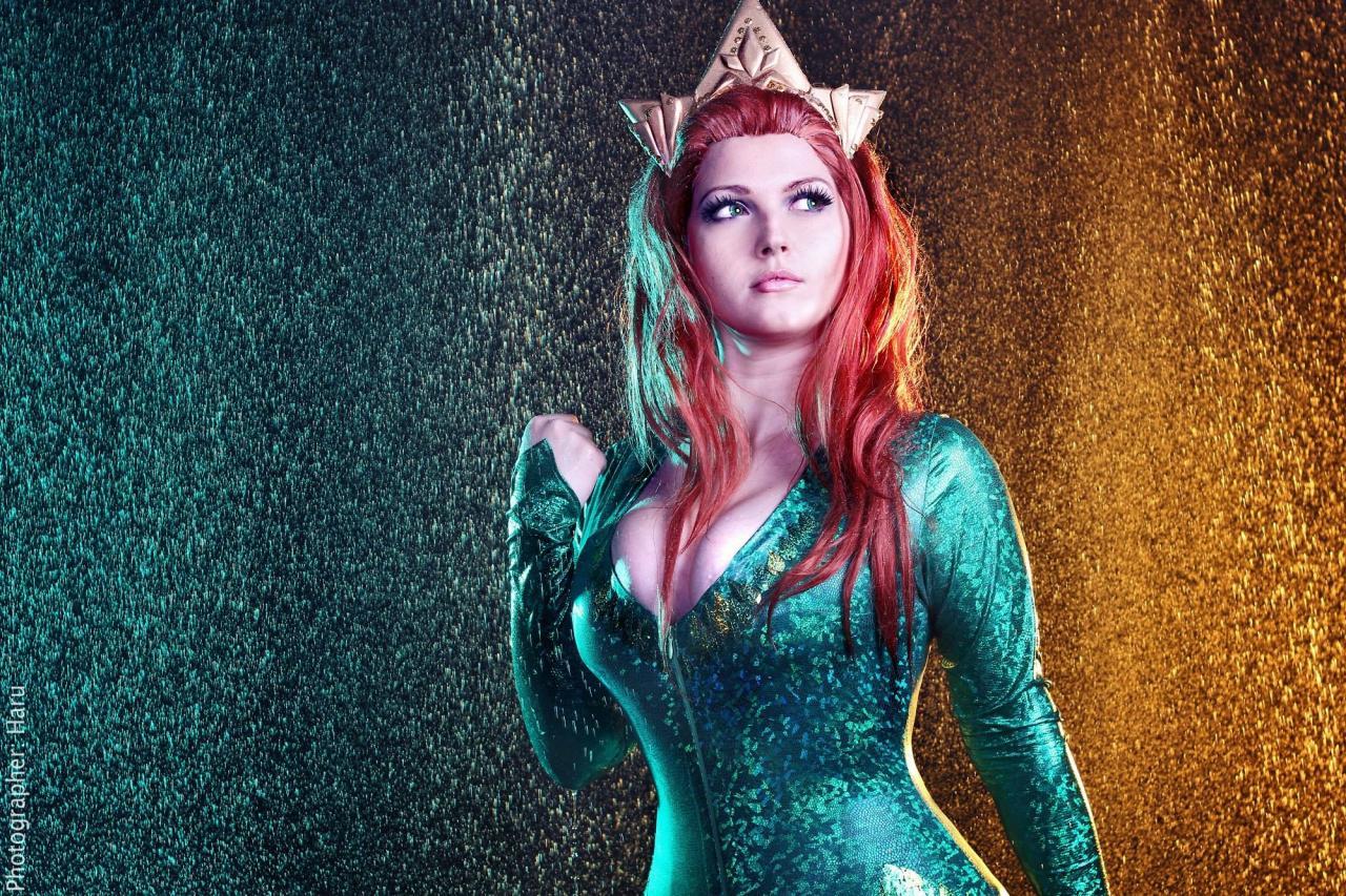 Семь образов королевы подводного мира