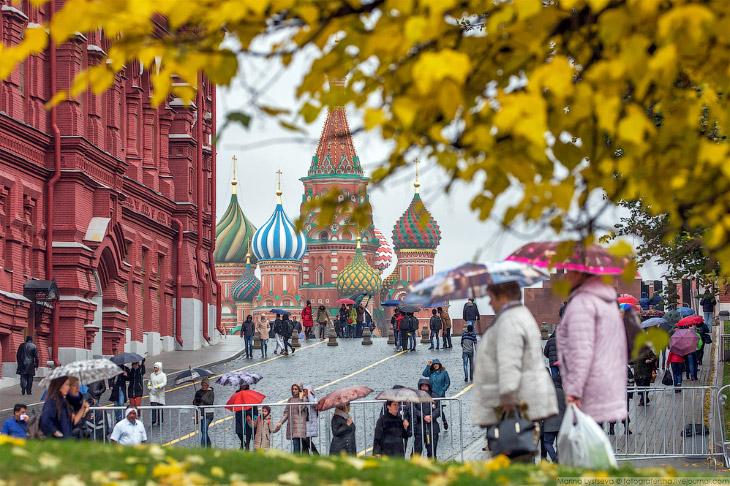 Осенний Кремль (39 фото)