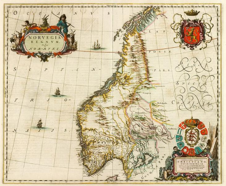 Австрия же — «восточное королевство». В IX веке страна была крайней восточной территорией в составе
