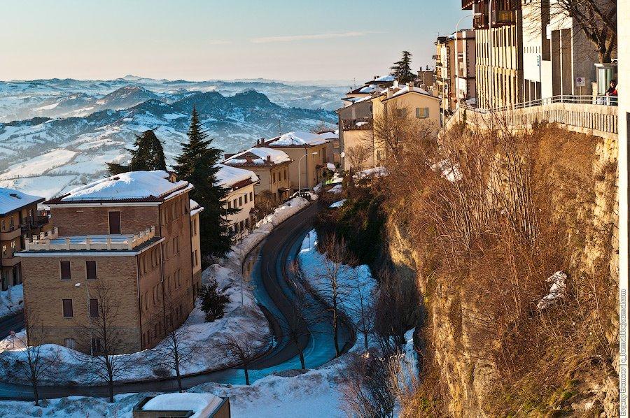 Исторический центр Сан-Марино и гора Монте-Титано с июля 2008 года являются объектом Всемирного насл
