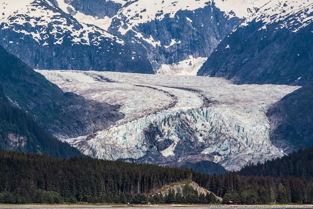 Такая впечатляющая Аляска