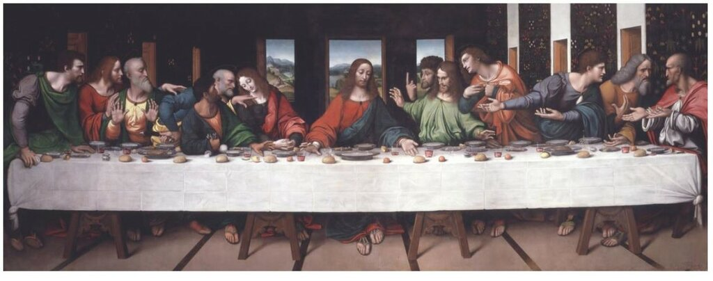 the last supper in todays culture