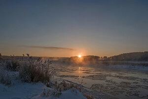Январское утро