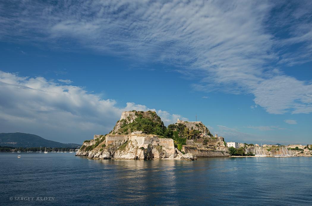 Первый раз в Греции. Корфу, июнь 2017