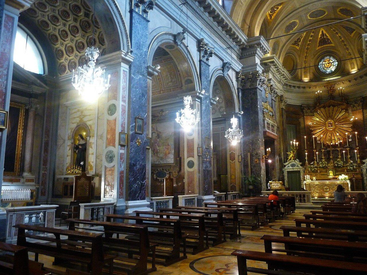 Церковь Санта Мария ин Виа