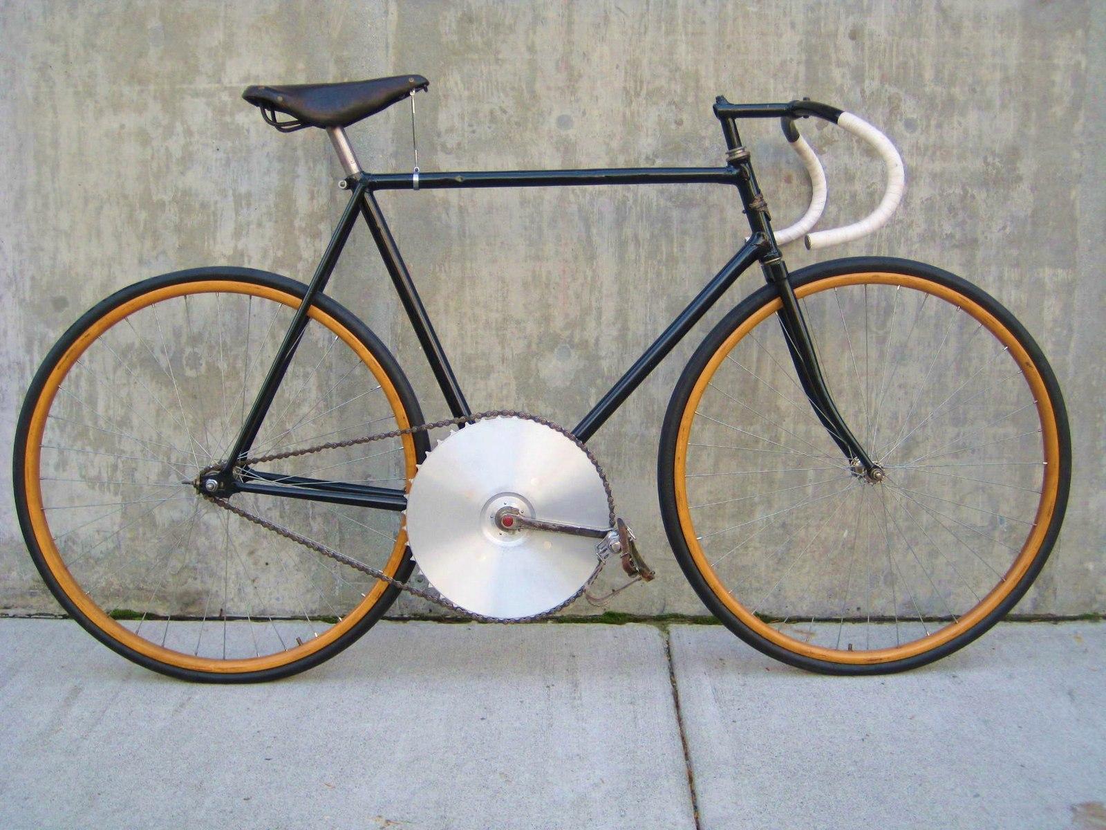 Велосипеды, на которых ставили рекорды скорости