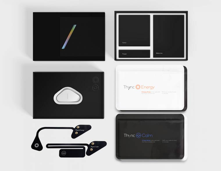 Thync - A futuristic gadget designed to change your mood