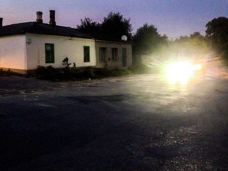 Вечером в Старом Крыму