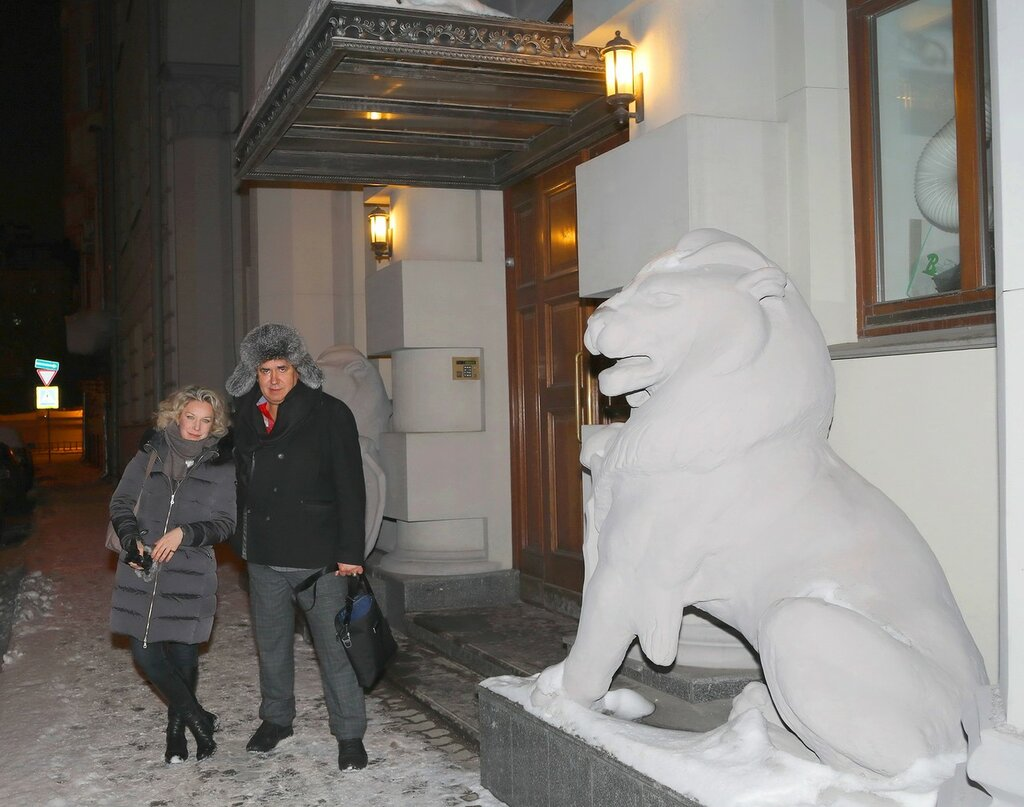 Открытие выставки Валерия Кострина, 20.02.18