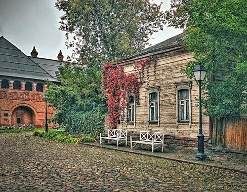 Осень на Крутицкой