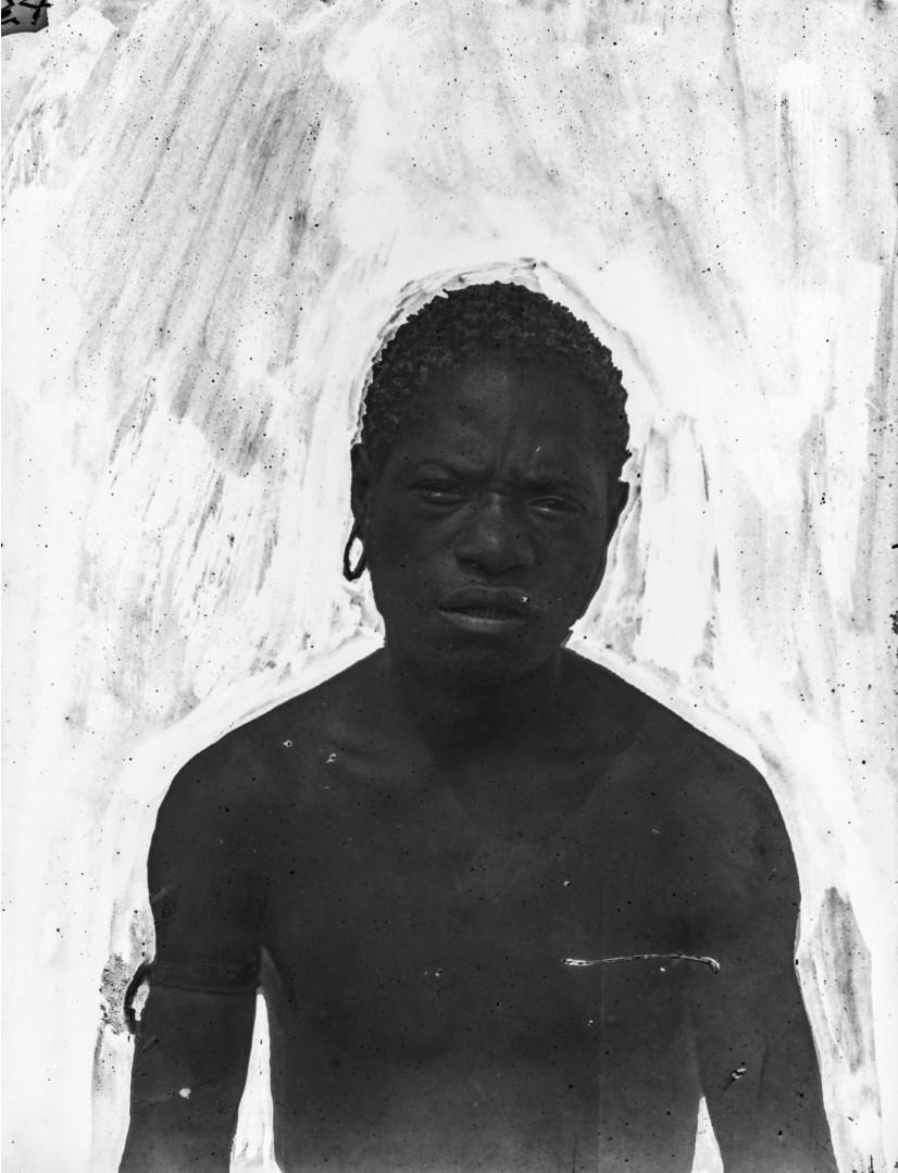 Антропометрические фотографии аборигенов с гор Торричелли