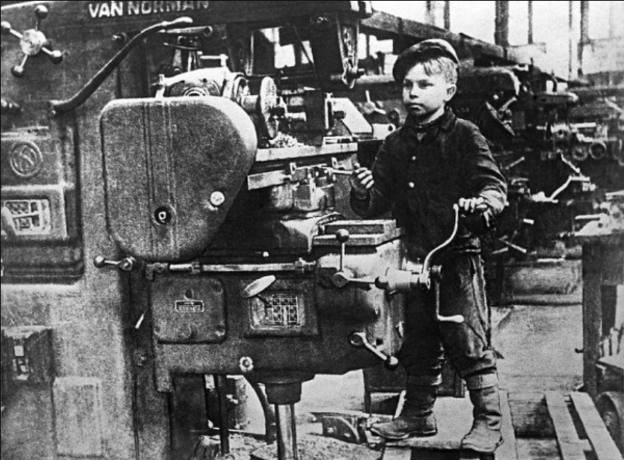 1943. Пермский моторостроительный завод
