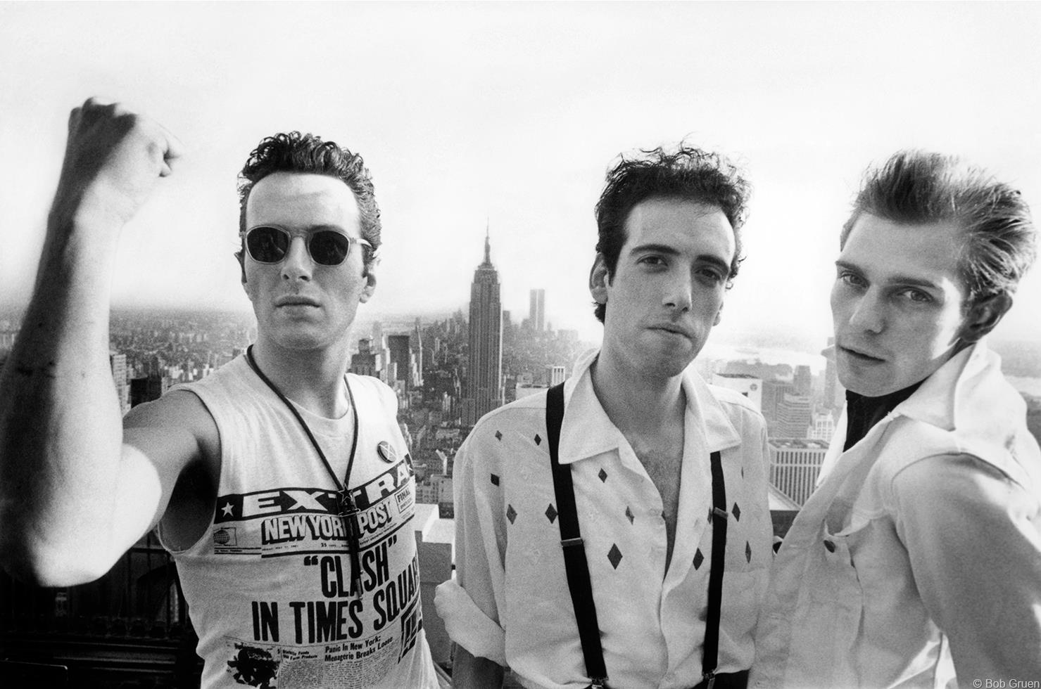 1981. «The Clash»
