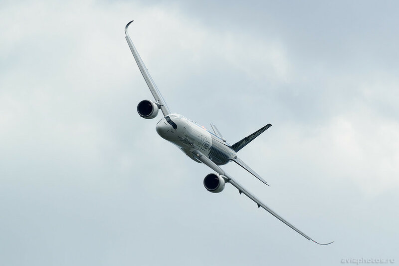 Airbus A350-941 (F-WWCF) Airbus Industrie 198_D802233