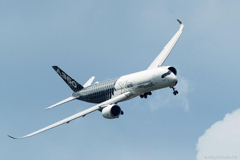 Airbus A350-941 (F-WWCF) Airbus Industrie 206_D802241