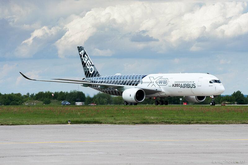 Airbus A350-941 (F-WWCF) Airbus Industrie 248_D703019