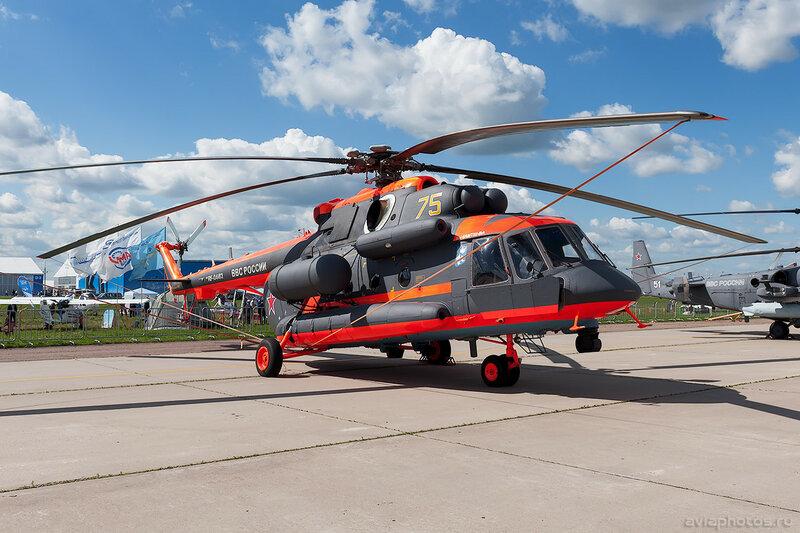 Миль Ми-8АМТШ-ВА (RA-04413) ВКС России 078_D702909