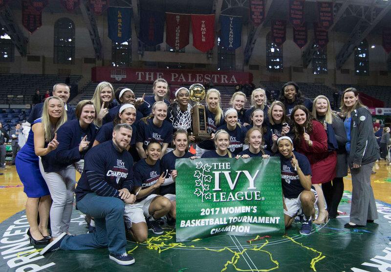 Ivy Princeton Penn Basketball