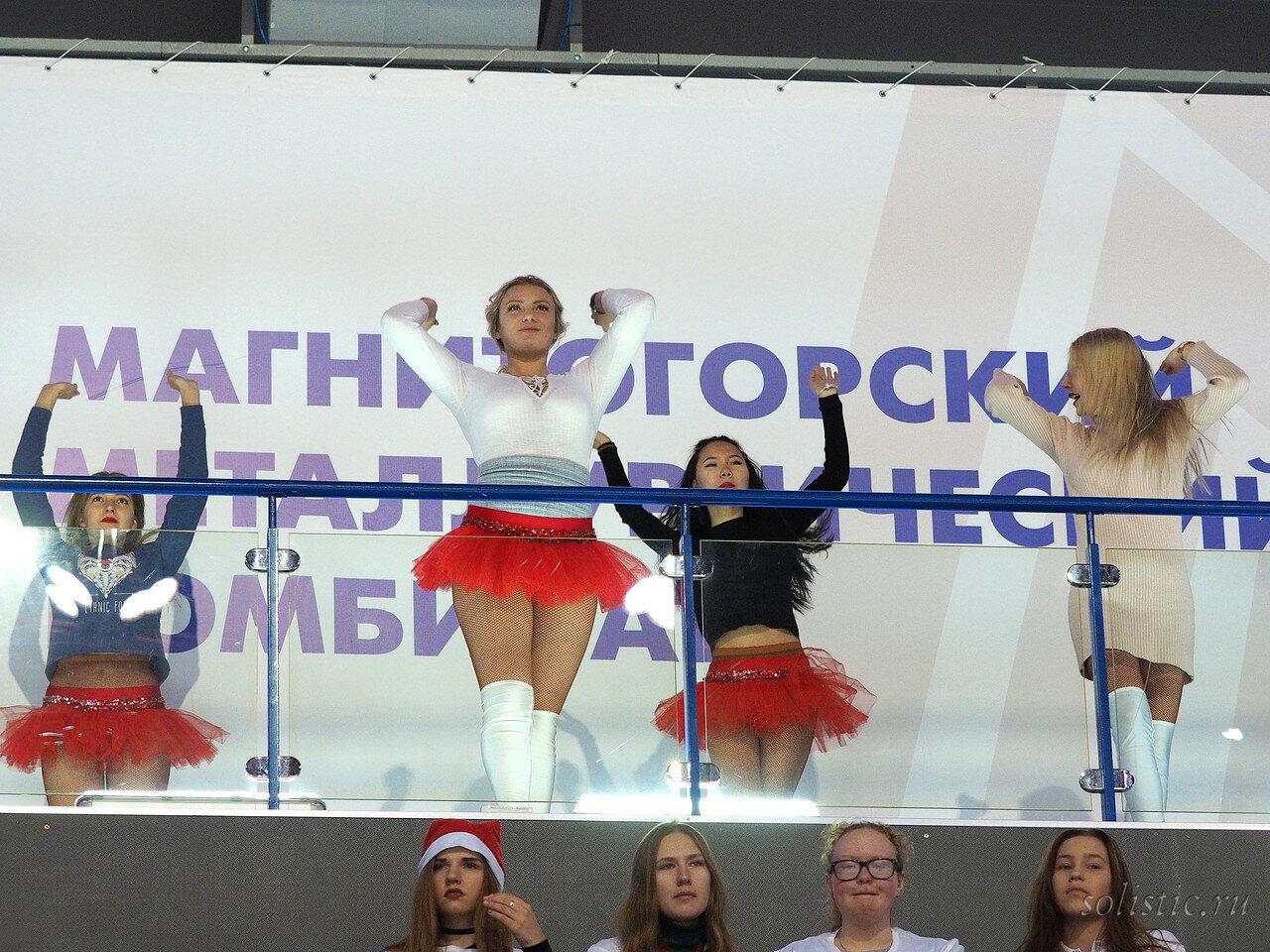 34 Металлург - Локомотив 05.01.2018