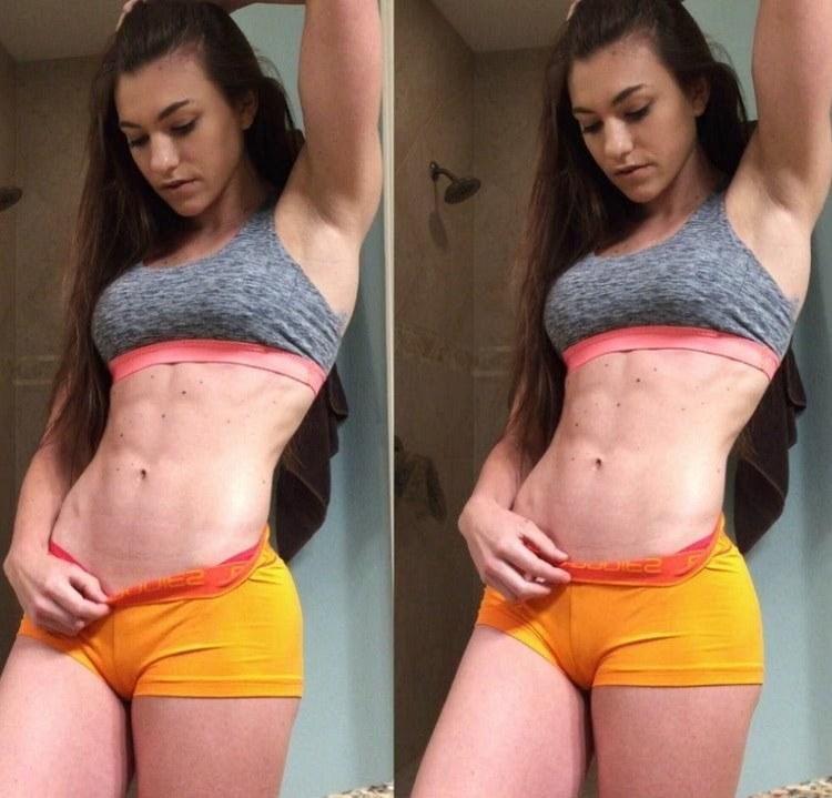 Сексуальные спортивные девчонки