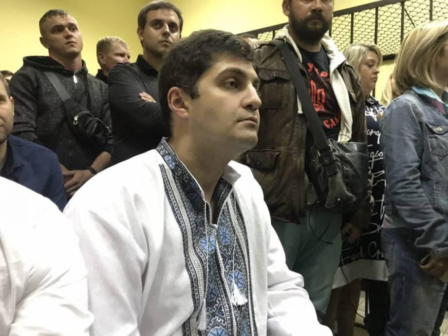 Начался суд по делу избрания меры пресечения Сакварелидзе (ВИДЕО) — РНС