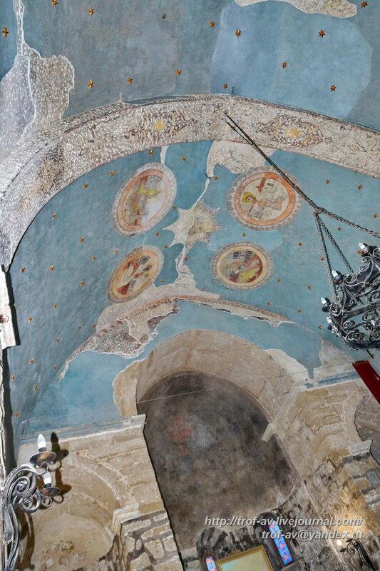 Церковь Сурб-Саркис, Феодосия