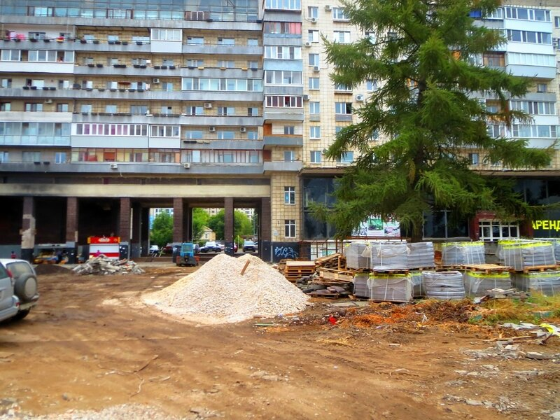 Ремонт молодогвардейской и снос ДС 059.JPG